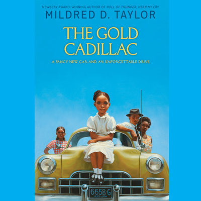 The Gold Cadillac cover