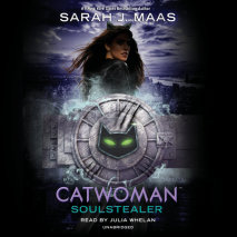 Catwoman: Soulstealer Cover