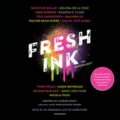 Fresh Ink cover