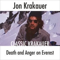 Death and Anger on Everest Cover