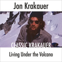 Living Under the Volcano Cover