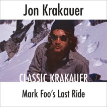 Mark Foo's Last Ride Cover