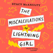 The Miscalculations of Lightning Girl Cover