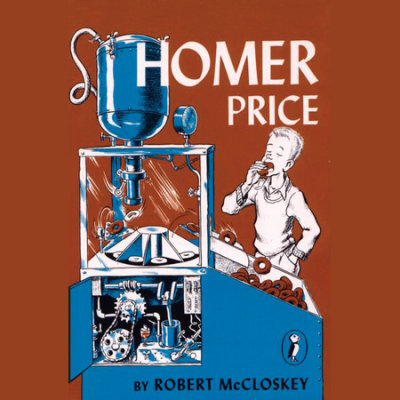 Homer Price cover