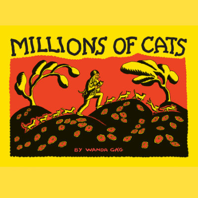 Millions of Cats cover