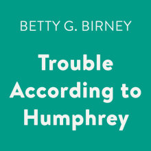 Trouble According to Humphrey Cover