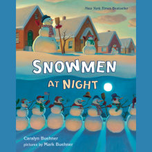 Snowmen at Night Cover