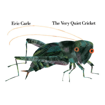 The Very Quiet Cricket cover
