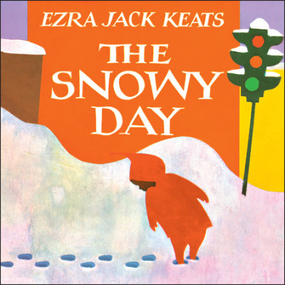 The Snowy Day cover