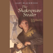The Shakespeare Stealer Cover