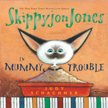 Skippyjon Jones in Mummy Trouble Cover