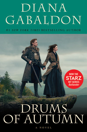 STARZ TV tie-in edition of DRUMS OF AUTUMN is now available!