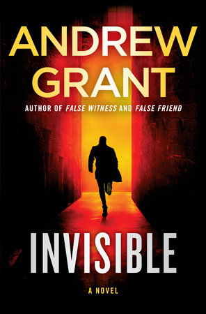 The cover of the book Invisible