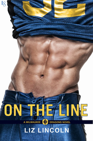 On the Line by Liz Lincoln
