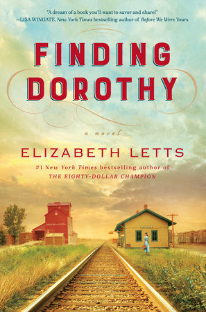 The cover of the book Finding Dorothy