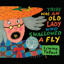 There Was an Old Lady Who Swallowed a Fly Cover