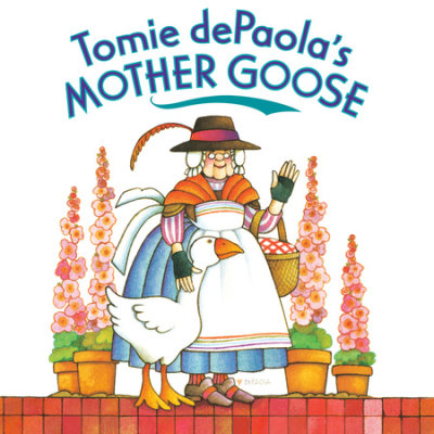 Tomie dePaola's Mother Goose cover