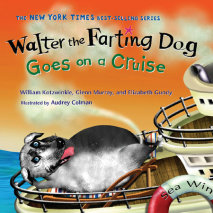 Walter the Farting Dog Goes on a Cruise Cover