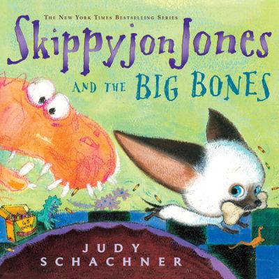 Skippyjon Jones and the Big Bones cover