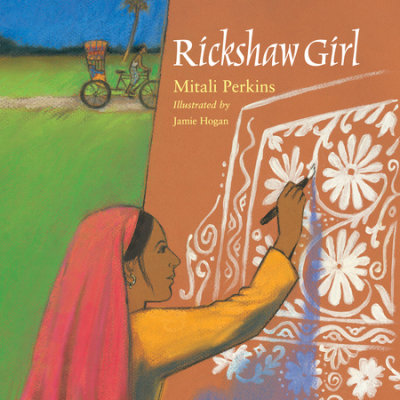 Rickshaw Girl cover
