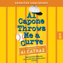 Al Capone Throws Me a Curve Cover