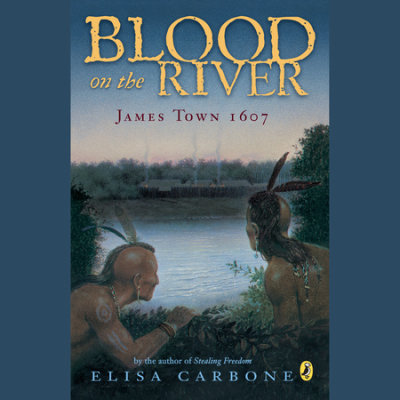 Blood on the River cover
