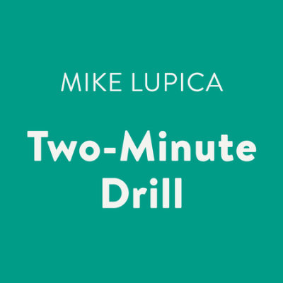Two-Minute Drill cover