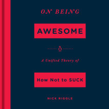 On Being Awesome Cover