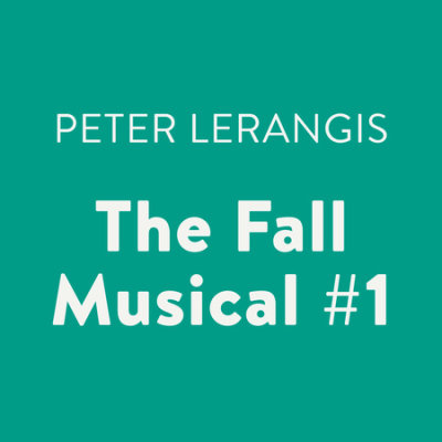 The Fall Musical #1 cover