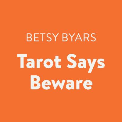 Tarot Says Beware cover