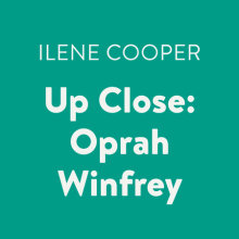 Up Close: Oprah Winfrey Cover