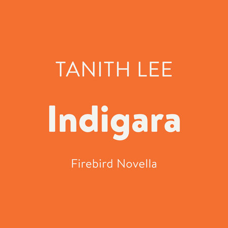 Indigara by Tanith Lee