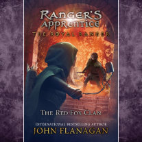 The Royal Ranger: The Red Fox Clan Cover