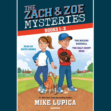 The Zach And Zoe Mysteries Books 1 2 By Mike Lupica Penguinrandomhousecom Books