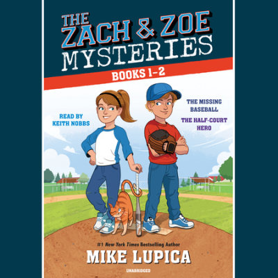 The Zach and Zoe Mysteries: Books 1-2 cover
