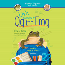 Life According to Og the Frog Cover