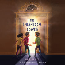 The Phantom Tower Cover