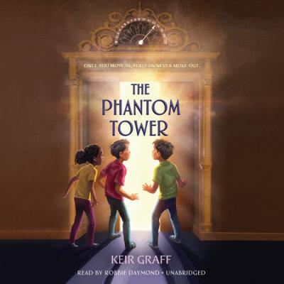 The Phantom Tower cover
