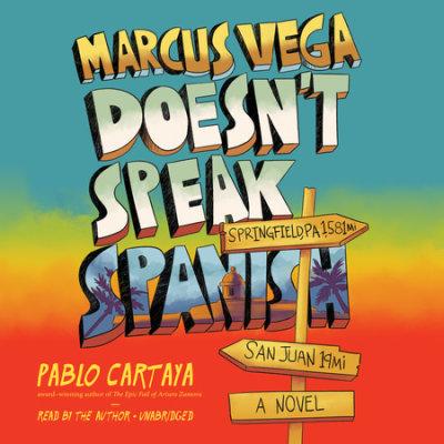 Marcus Vega Doesn't Speak Spanish cover
