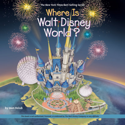 Where is Walt Disney World? cover