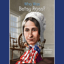 Who Was Betsy Ross? Cover