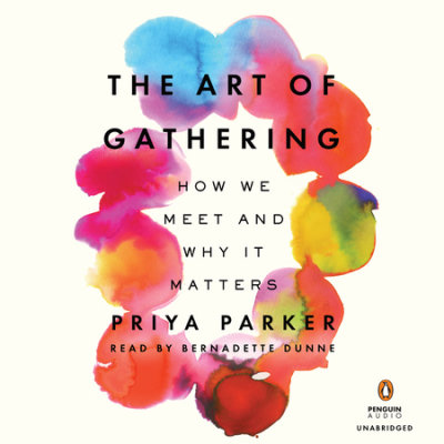 The Art of Gathering cover