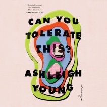 Can You Tolerate This? Cover