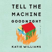 Tell the Machine Goodnight Cover