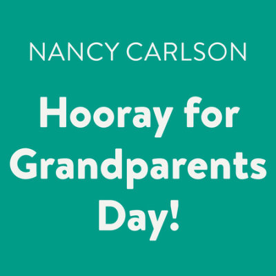 Hooray for Grandparents Day! cover