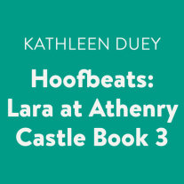 Hoofbeats: Lara at Athenry Castle Book 3 Cover