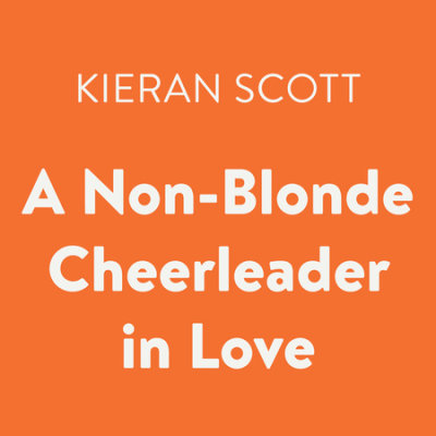 A Non-Blonde Cheerleader in Love cover