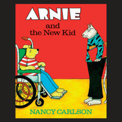 Arnie and the New Kid cover