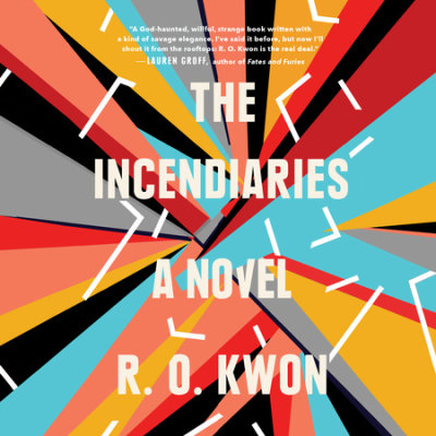 The Incendiaries cover