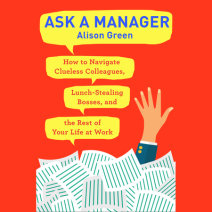 Ask a Manager Cover